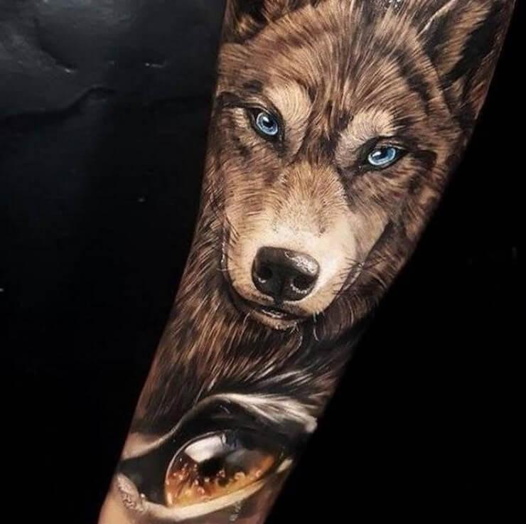 Tatuagens obras de arte do mundo moderno 11