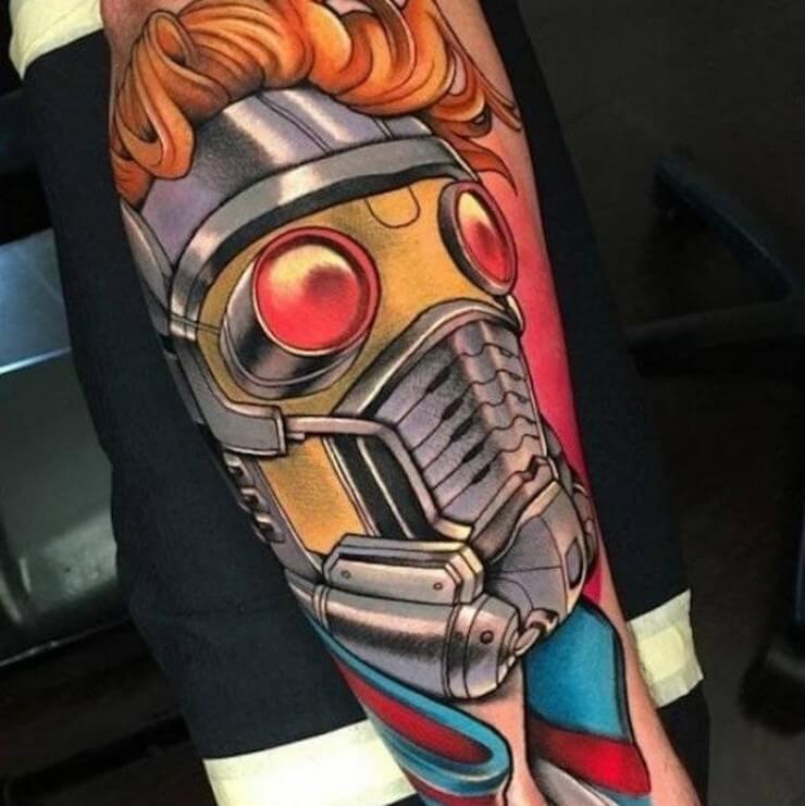 Tatuagens obras de arte do mundo moderno 15