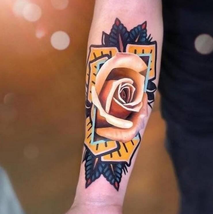Tatuagens obras de arte do mundo moderno 16