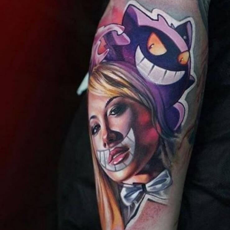 Tatuagens obras de arte do mundo moderno 17