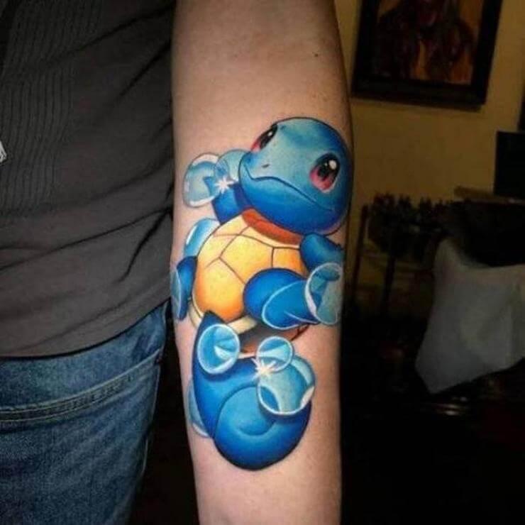 Tatuagens obras de arte do mundo moderno 4