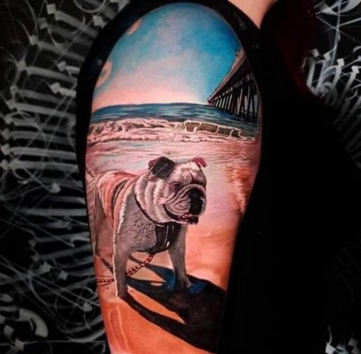 Tatuagens obras de arte do mundo moderno 5