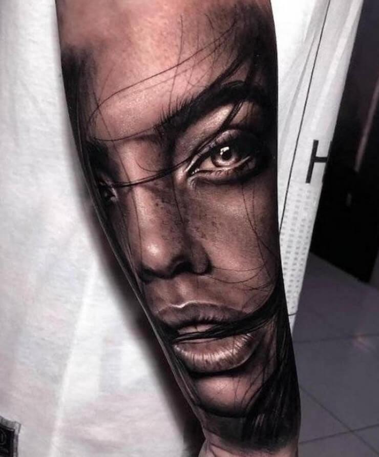 Tatuagens obras de arte do mundo moderno 7