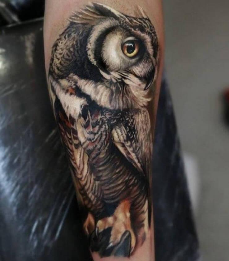 Tatuagens obras de arte do mundo moderno 8
