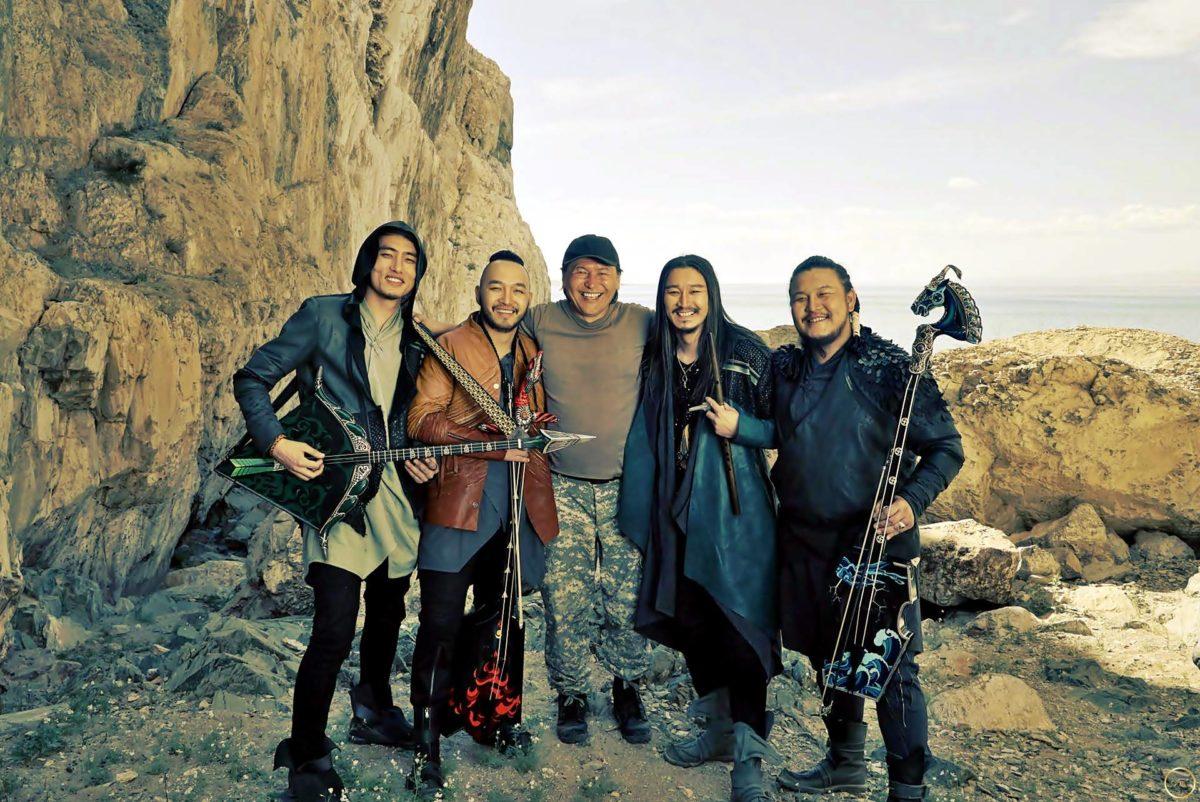 The Hu conheça a banda de heavy metal da Mongólia