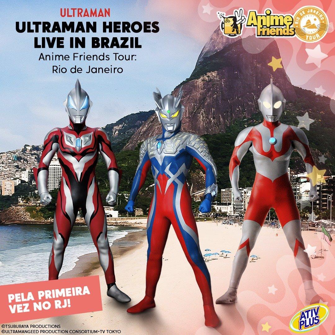 Anime Friends Chega ao Rio de Janeiro 2