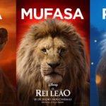 Live Action Disney divulga pôsteres de O Rei Leão 9