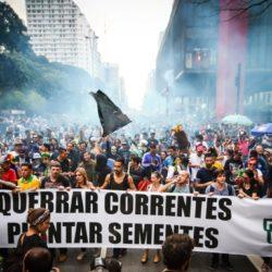 Confira fotos da Marcha da Maconha de São Paulo 2019