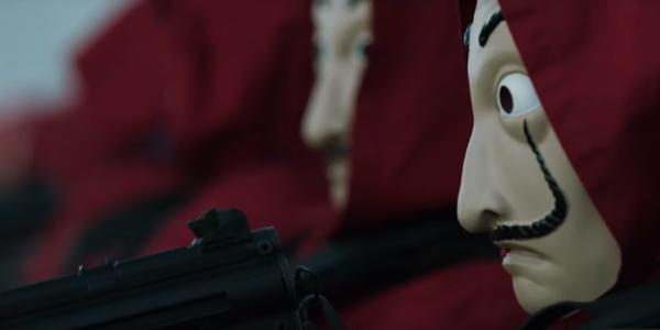 Trailer de La Casa de Papel: Parte 3