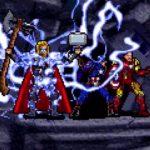 Vingadores Endgame em 16 bits 2