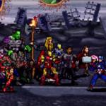 Vingadores Endgame em 16 bits 3