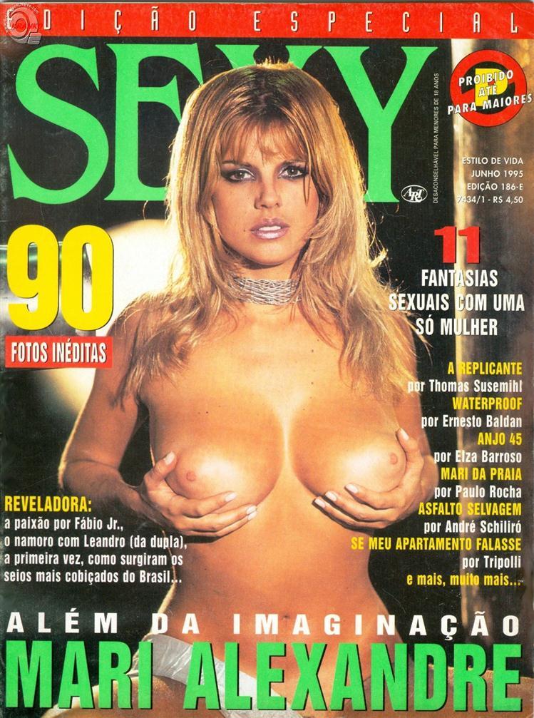 100 Fotos da Sexy Mari Alexandre 1