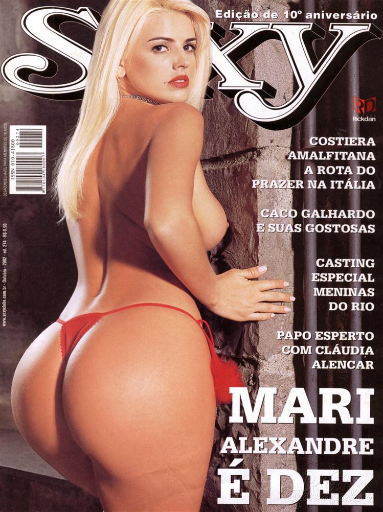 100 Fotos da Sexy Mari Alexandre 66