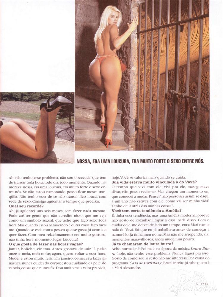 100 Fotos da Sexy Mari Alexandre 72