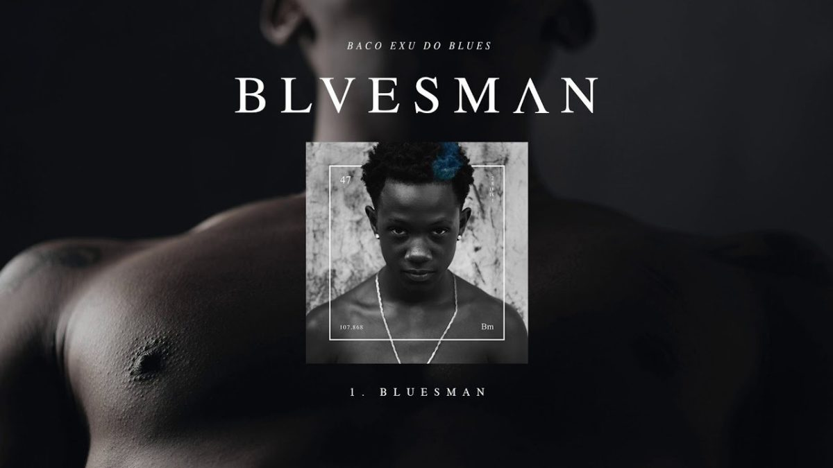 Baco Exu do Blues Em Cannes Bluesman ganha prêmio Grand Prix