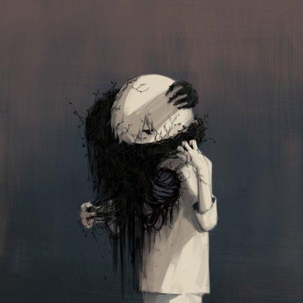Desenhos de sentimentos complexos que as palavras não traduzem