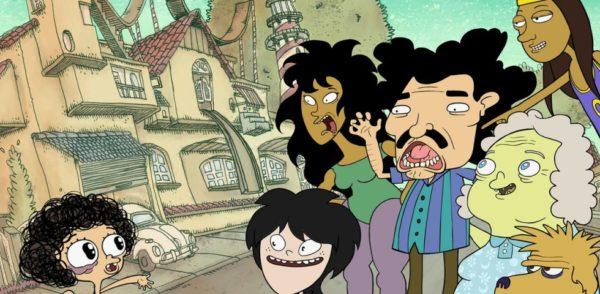 Irmão do Jorel vence prêmio de melhor animação na Espanha