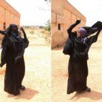 Mulher libertada do Estado Islâmico imagens revelam a liberdade feminina 1
