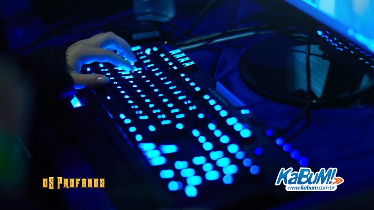 teclado gamer os profanos
