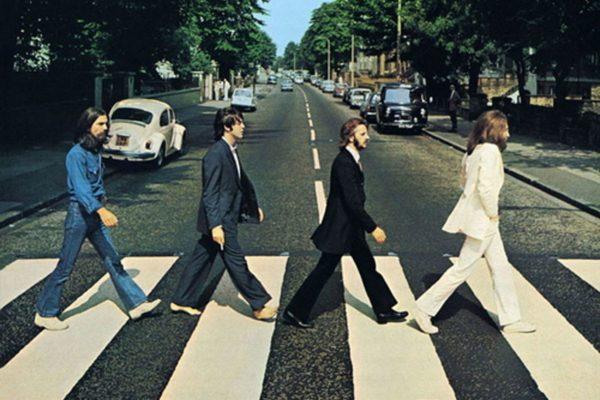 50 anos da icônica foto dos Beatles na Abbey Road 13