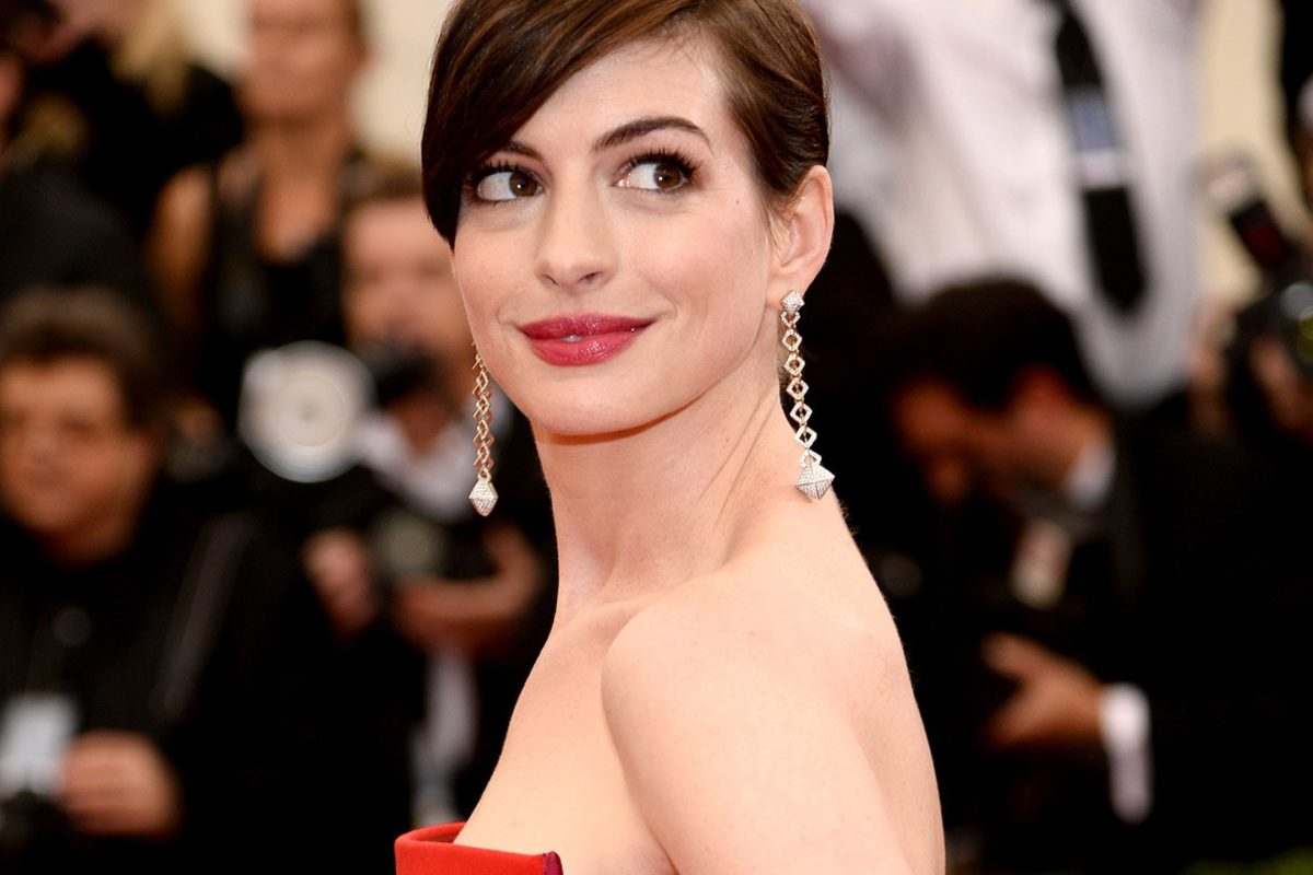 Anne Hathaway em fotos: alguns motivos para seguir a atriz hollywoodiana