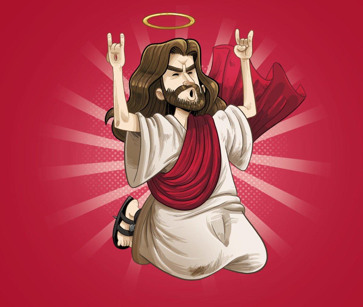 Bíblia ilustrada por memes Veja como seria isso em um mundo ideal 29