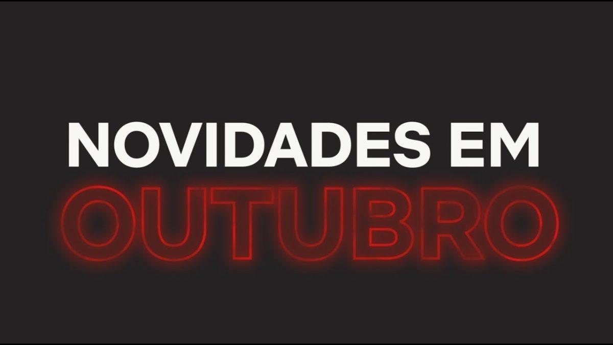 FILMES E SÉRIES que chegarão à NETFLIX em outubro 1