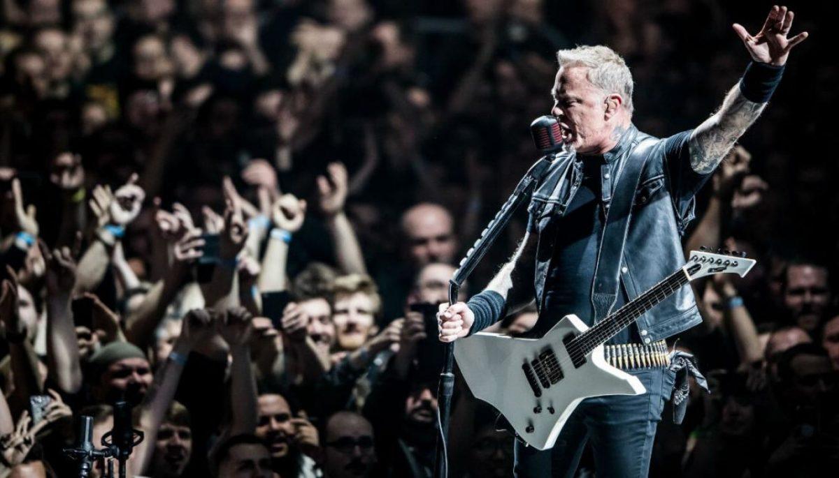 Metallica adia turnê na Oceania James Hetfield se afasta para cuidar da saúde 2