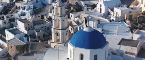 Parkour na Grécia acrobacias que vão prender o seu fôlego