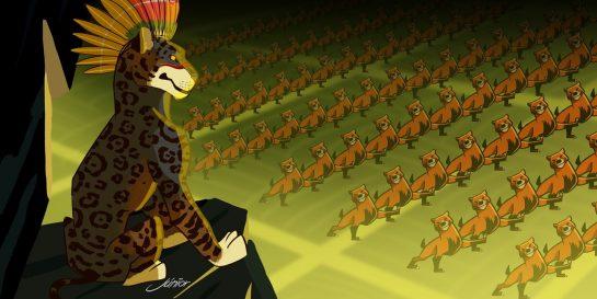 Versão brasileira de O Rei Leão conta com animais da Amazônia