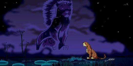 Versão brasileira de O Rei Leão conta com animais da Amazônia 5