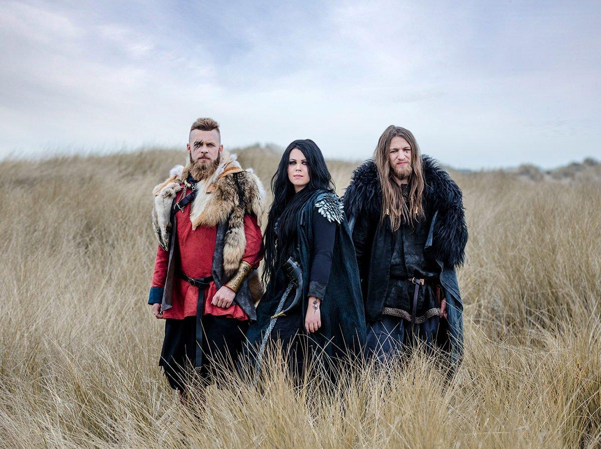 Versão viking de Seven Nation Army música como você nunca viu
