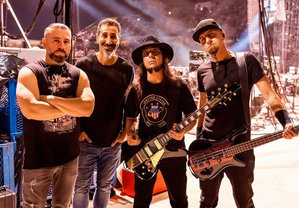 Algumas curiosidades sobre o System of a down banda armênia de metal 4