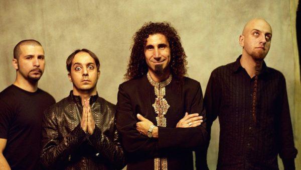 Algumas curiosidades sobre o System of a down, banda armênia de metal