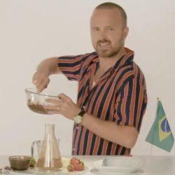 Aprenda com Jesse Pinkman como fazer brigadeiro brasileiro!