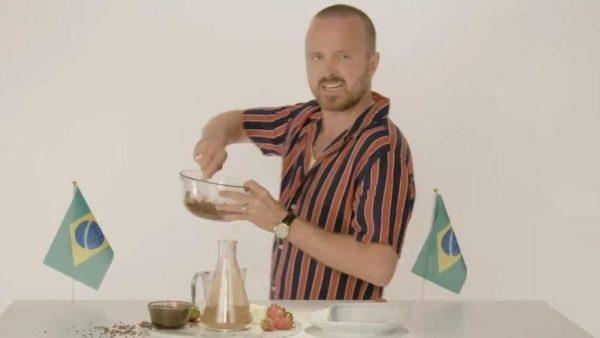 Aprenda com Jesse Pinkman como fazer brigadeiro brasileiro