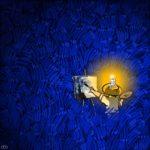 Cartunista ilustra a vida de Vincent van Gogh em imagens coloridas 23