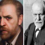 Confira versão realista de personalidades famosas da era clássica 1