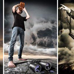 Ilustrações mostram problemas humanos como você nunca viu