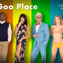 The Goo Place, a parodia porno de The Good Place