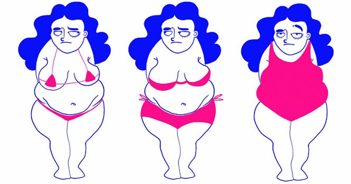 Coisas que mulheres pensam ilustrações revelam segredos do dia a dia 21