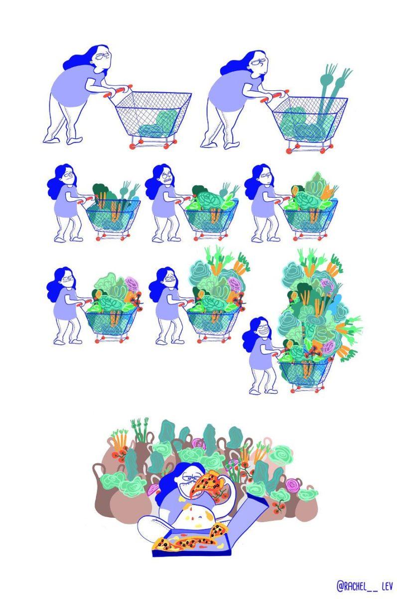 Coisas que mulheres pensam: ilustrações revelam segredos do dia a dia