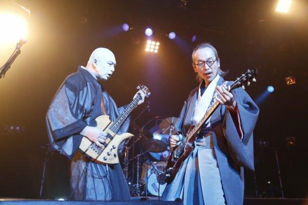 Conheça Ningen Isu a versão japonesa do Black Sabbath 3