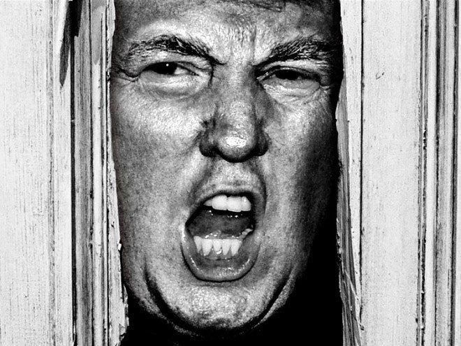 Donald Trump roubando papeis classicos da cultura pop movies4