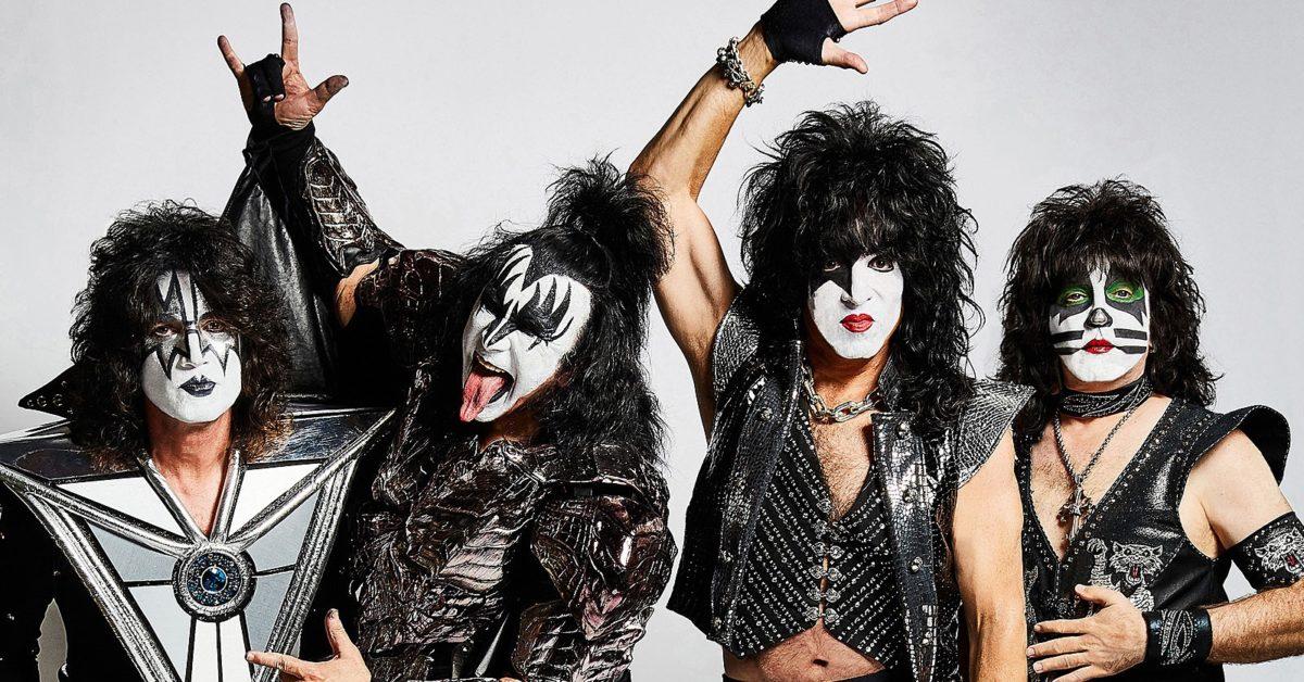 Kiss no Brasil Mötley Crüe de volta em 2020 e The Killers como álbum 1