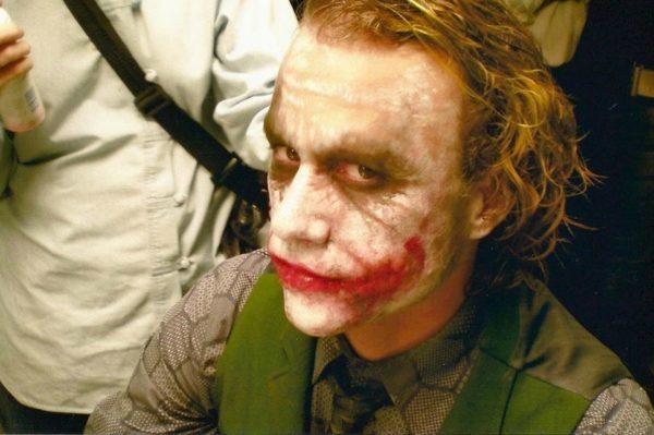 Nostalgia: imagens dos bastidores de Batman - O Cavaleiro das Trevas