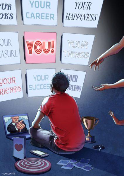 Problemas da sociedade moderna: imagens chocantes da realidade