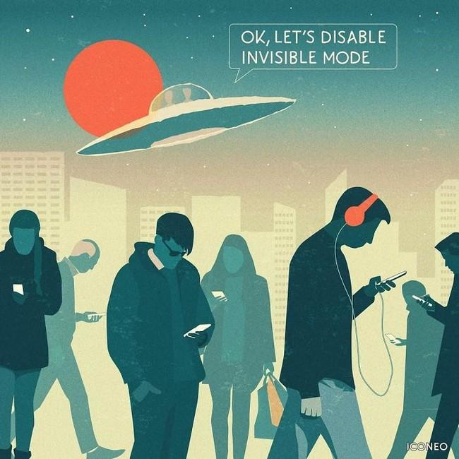 Steffen Kraft e suas ilustracoes mostrando os problemas da sociedade4