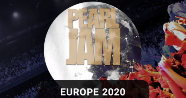 Pearl Jam retorna aos palcos em 2020 e fará shows com Faith no More