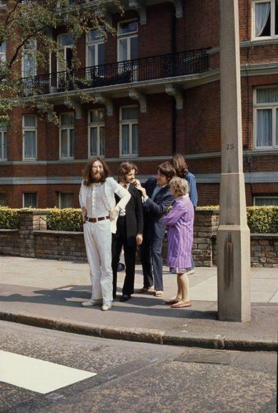 The Beatles: bastidores da foto do álbum Abbey Road